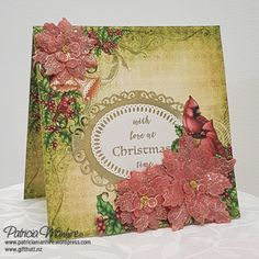 #HeartfeltCreations Festive Holly