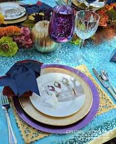 A royal celebration! Cinderella inspired tablescape.