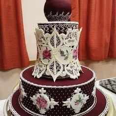 Royal Icing cake by Mezei Erika