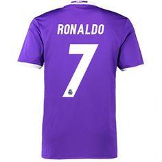 Camiseta de Ronaldo del FC Barcelona 2016 2017 Away Cristiano Ronaldo  Jersey 3d1ed7be14ccc