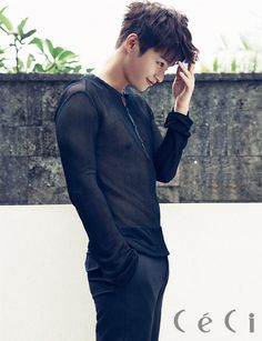 Seo In Guk FROM CÉCI'S OCTOBER 2014 ISSUE