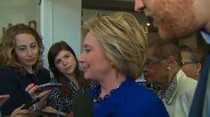 Hillary Clinton has epileptic seizure. Security evacuates her immediately.