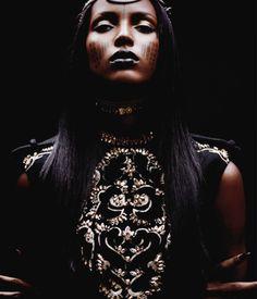 Warrior Priestess