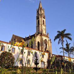 O blog Pé na Estrada @altiermoulin esteve no Santuário do Caraça e disse…