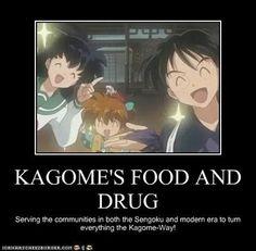 Kagome's Food and Drug by Kinuyara.deviantart.com on @deviantART