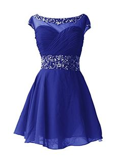 Dresstells Knee Length Prom Dress for Girls Short Homecoming Dress Royal blue Size 2 Dresstells http://www.amazon.com/dp/B00OCC9SMI/ref=cm_sw_r_pi_dp_YvPawb05P39HP