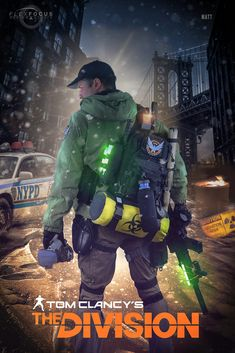 All sizes | Tom Clany's The Division Cosplay Composite | Flickr - Photo Sharing!