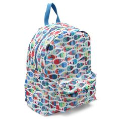 Just In Case fish backpack – Paperchase