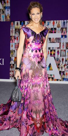 Celebrity Charity: Sarah Jessica Parker is Bringing ...