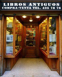 Librería Anticuaria García Prieto, Madrid.
