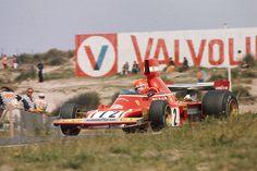 1974 Niki Lauda takes his maiden Formula 1 win at Jarama