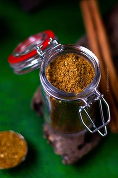 Roasted Sri Lankan Curry Powder Recipe