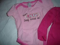 Infant clothing little baby girl. Quite a bargain!