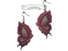 Butterfly Effect Earrings by GelseyNyx on Etsy, $30.00
