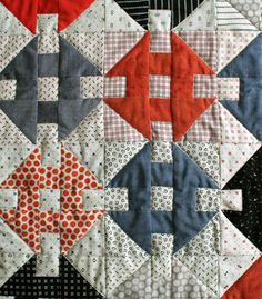 Masking Tape Quilt from Purl Bee