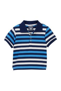 b4d367900a8 Francis Striped Polo Shirt (Baby