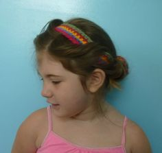 Crochet Dynamite: Boho Hairstyle