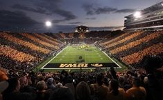 Kinnick Stadium in Iowa City, IA. Home of the Iowa Hawkeyes! favorite-places-and-spaces