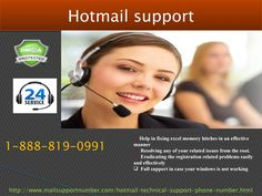 Approach Certified Troubleshooters through Hotmail Support 1-888-819-0991