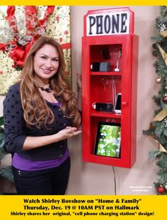 I designed a multiple cell phone charging cabinet for my family to use after an unsuccessful search for this product! Have you ever had guestsask if there'san available outlet so th...