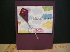 Handmade Greeting Cards - Stampin Up - Flying Kites | eBay