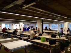 Huddle Formation: Try a Little Co-Working This Season