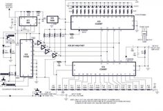 Digital Volume Control - circuit diagrams, schematics, electronic projects