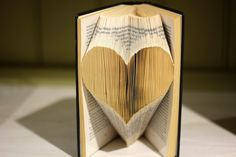 Libraries Week - Book Folding for Beginners at Huddersfield Library & Art Gallery event tickets from TicketSource Library Week, Library Art, Folded Book Art, Book Folding, Friends Of The Library, Wedding Table Centres, Teen Programs, Heart Images, Art Google
