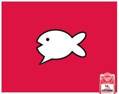 Listerine: fish balloon