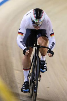 Maximilian Levy of Germany competes in Men`s sprint qualifying during the UCI Track Cycling World Championships in Apeldoorn on March 2 2018 Track Cycling, Cycling Wear, Pro Cycling, Cycling For Beginners, Cogs, Fixed Gear, World Championship, Hot Men, Bodybuilding