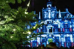 City hall, delft  Christmas