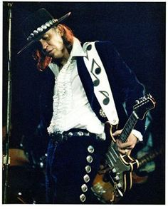 Stevie Ray Vaughan Pictures