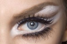 Makeup from Christian Dior at RTW f/w 2008