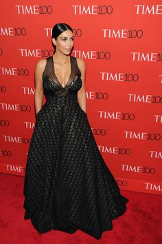 Kim Kardashian Picks Her 6 Best Red Carpet Moments of 2015  - ELLE.com