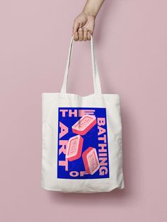 NARI is a creative consultancy and branding studio, founded by the award winning Caterina Bianchini, established to bridge the gap between design and art. Jute, Fab Bag, Custom Tote Bags, Tote Pattern, Cute Bags, Packaging Design Inspiration, School Bags, Shopping Bag, Creations
