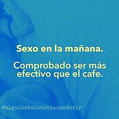 #sex #buenosdias #alo #exito Despierta primero el alma, #yoconyo