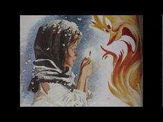 ▶ Het meisje met de zwavelstokjes - sprookje met illustraties - YouTube