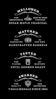 Jack Daniels Bar Branding #iconic