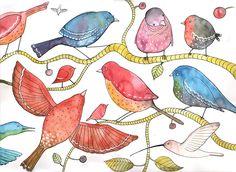 ilustración de  Sasha Ivoilova-Саши Ивойловой