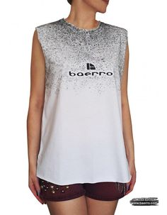 Dalsy Baerro long tanktop. #baerro #FashionTrendandDesignStudio Long Tank Tops, Exclusive Collection, Shorts, Clothes, Women, Fashion, Outfits, Moda, Clothing