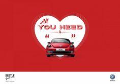 Volkswagen Beetle: All you need is