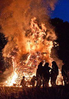 Bonfire.