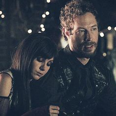 For the ship that will never sail, Kenzi and Dyson