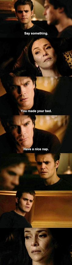 Did anyone else notice he said nap instead of sleep... He might try to bring her back??
