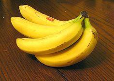 Banana, 4 dias para perder peso