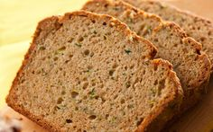 Make classic zucchini quick bread using warm spices cinnamon and nutmeg. Chowhound's simple, five-step recipe packs in fresh zucchini and yields a fresh, savory...