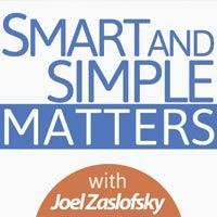 Smart and Simple Matters podcast | minimalism | simple living