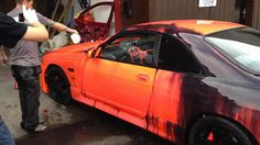 The $320 car paint that changes color with the weather | Motoramic - Yahoo Autos