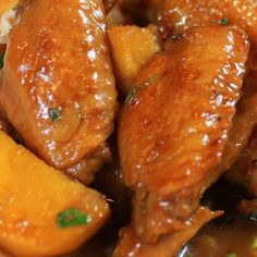 Chicken wings potato stew. This delicious chicken wings recipe belongs to Chinese cuisine.Very delicious and easy.