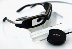 ソニー、メガネ型ウェアラブル端末「SmartEyeglass」の開発者向けモデルを3月10日に発売 -INTERNET Watch